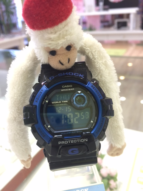 【CASIO G-SHOCK】入荷