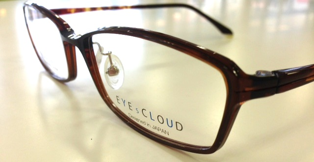 EYEs CLOUD入荷!