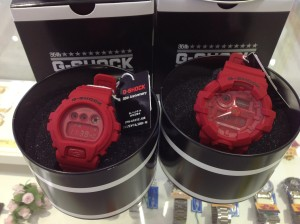 """G-SHOCK""誕生35周年記念モデル"