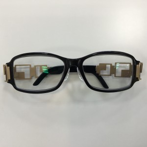 色が変わるサングラス?