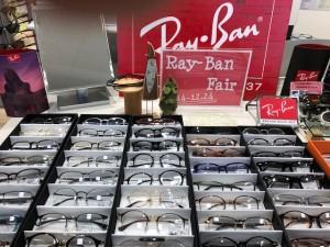 Ray-Banフェア残り3日!